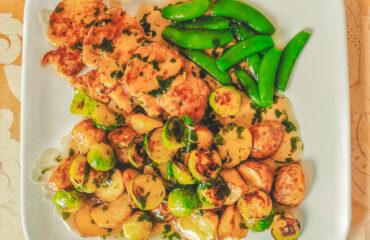 Wicked Kitchen No-Turkey Roast Crown