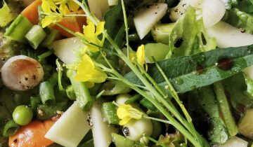 Home Grown Salad